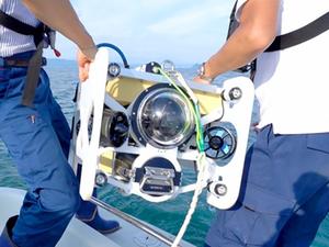 産業用水中ドローンの電気/電子回路設計のリードエンジニアを募集
