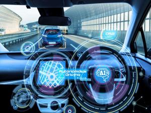 自動運転に関わる画像センサ技術で予防安全を創る。画像センサの製品設計(ソフトウェア設計)