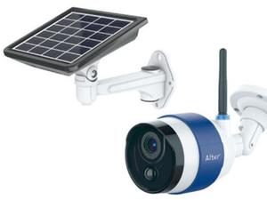 当社の「安心・安全事業」の要。業務用防犯カメラの電気通信工事エンジニア