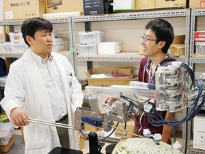 手術支援ロボット開発ベンチャー(制御)