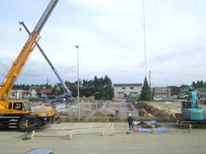 【建築施工】技術で地域インフラを守る建築施工管理技士