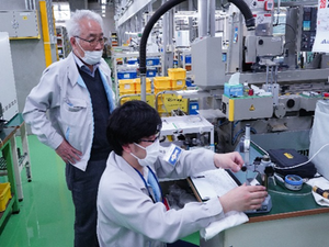 """世界市場で注目される""""特許技術""""で価値ある製品づくりをしたい方"""