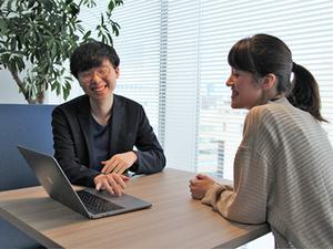 自社内開発80%以上の環境でWebアプリケーション開発職