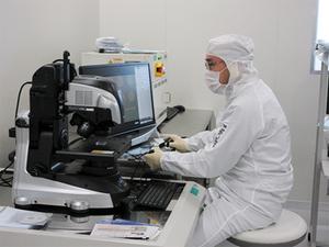 世界へ発信する技術を創る半導体プロセスエンジニア