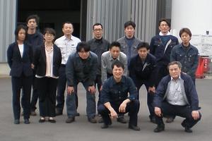スピード・技術力を評価されて産業機械メーカー・大手鉄鋼会社から直接受注!