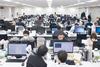 「働きやすい快適な職場」を目指した様々な取り組みをしている会社