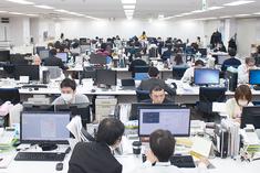 エンジニアの働きやすさを追求しています!有給取得率90%以上!残業20時間以内!