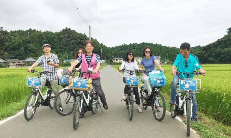 Electric Bicycle Rental