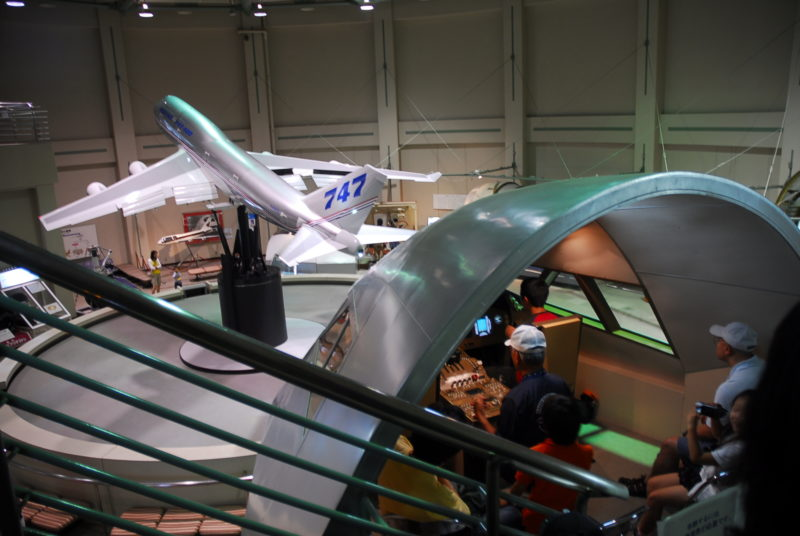 Museum of Aeronautical Sciences