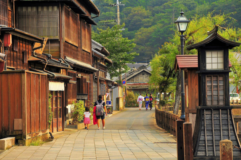 Stroll the Historical Streets of Sawara