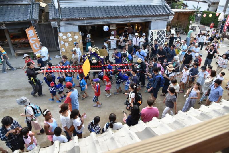 Boso no Mura Ennichi Festival