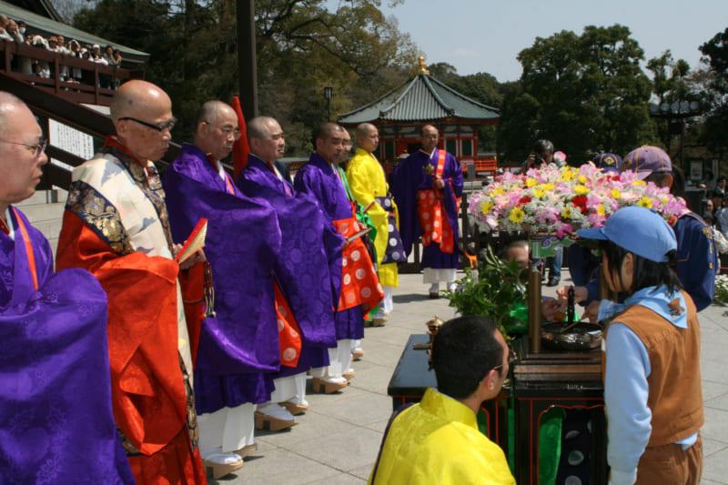 Naritasan Flower Festival