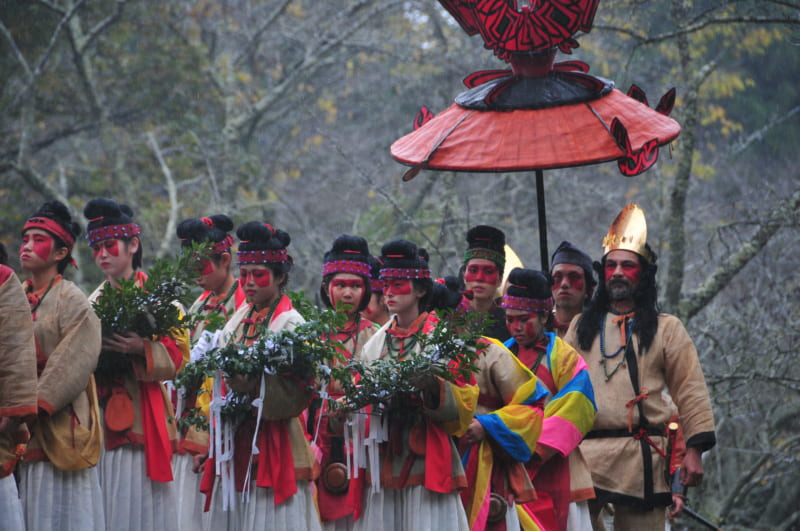 Shibayama Haniwa Festival