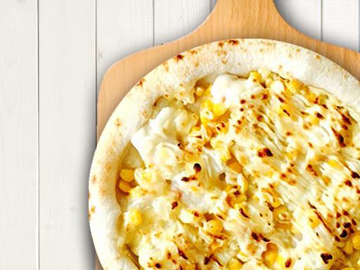 ポテマヨコーンピザ