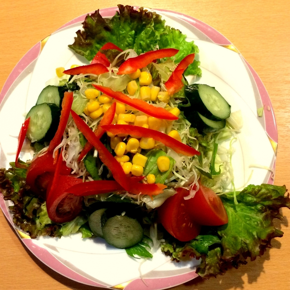 グリーン サラダ