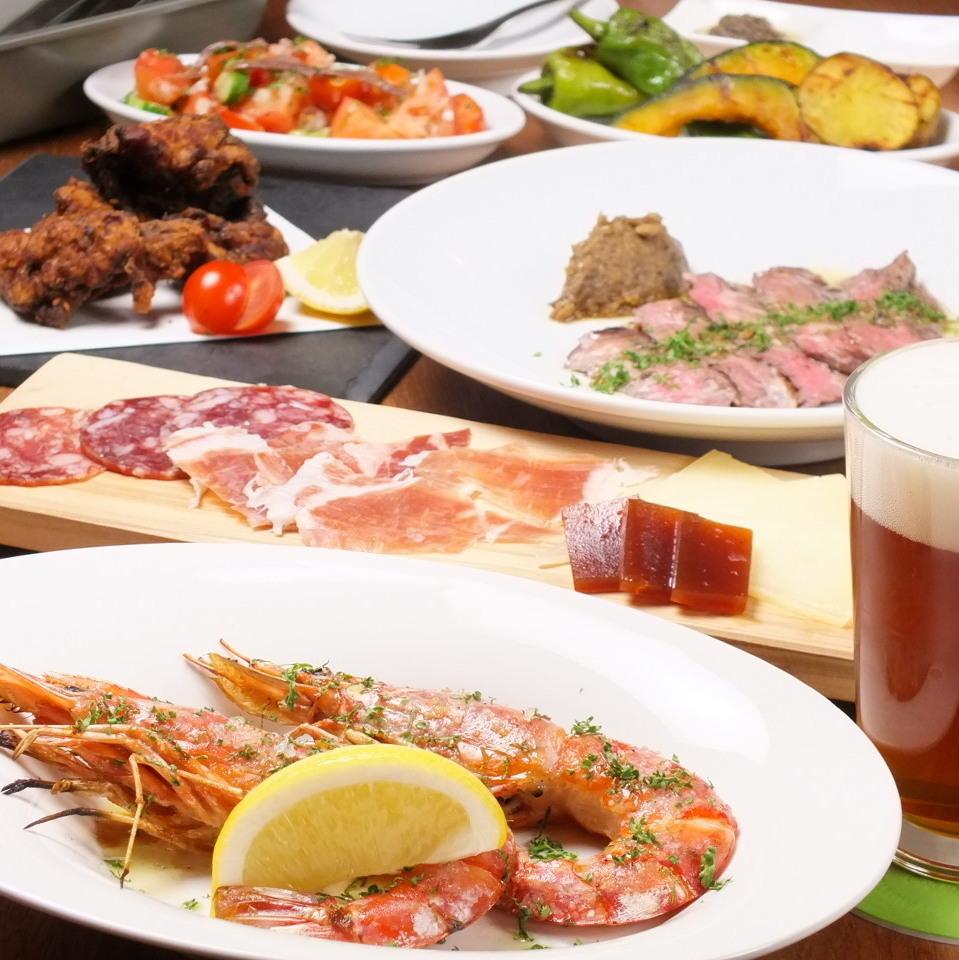 日本全国のビールメーカーから直送される樽生クラフトビール専門店