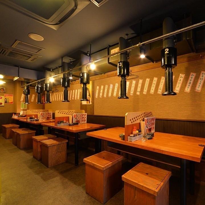 上野で焼肉と言えば大将で決まり!大人の焼肉を堪能できます