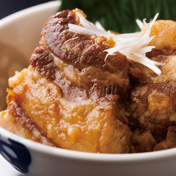 宮城県産みちのくもち豚の角煮