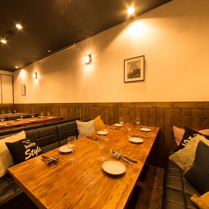 「バルは二次会使い」の固定観念をブチ壊す!肉バル横丁のコース=肉バル宴会でガッツリ食べて飲んで楽しもう!