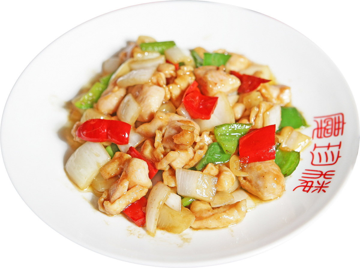 鶏肉のカシューナッツ炒め