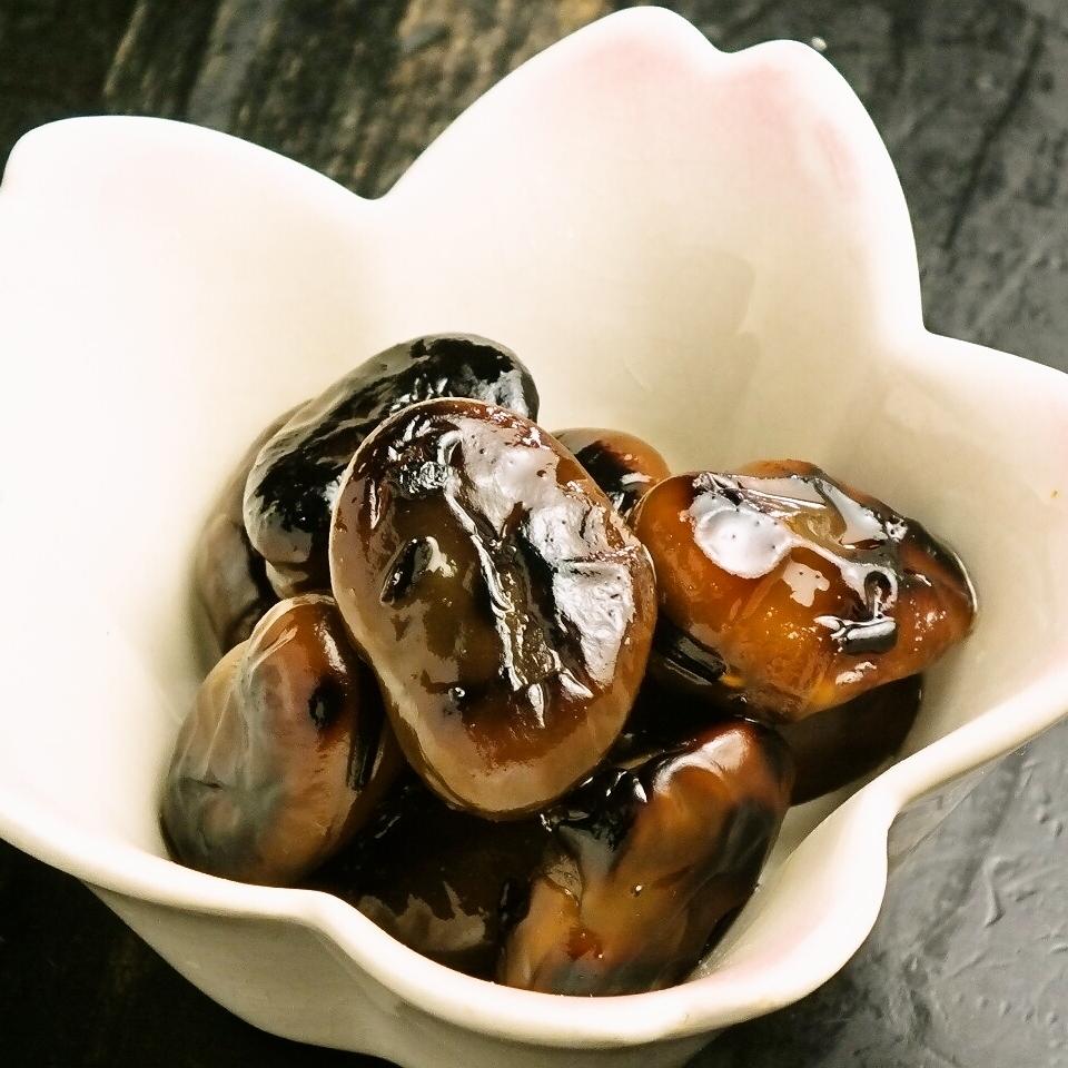 (Kagawa) homemade soy beans