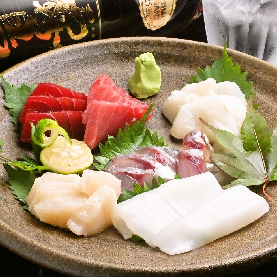 5-point prime today of sashimi