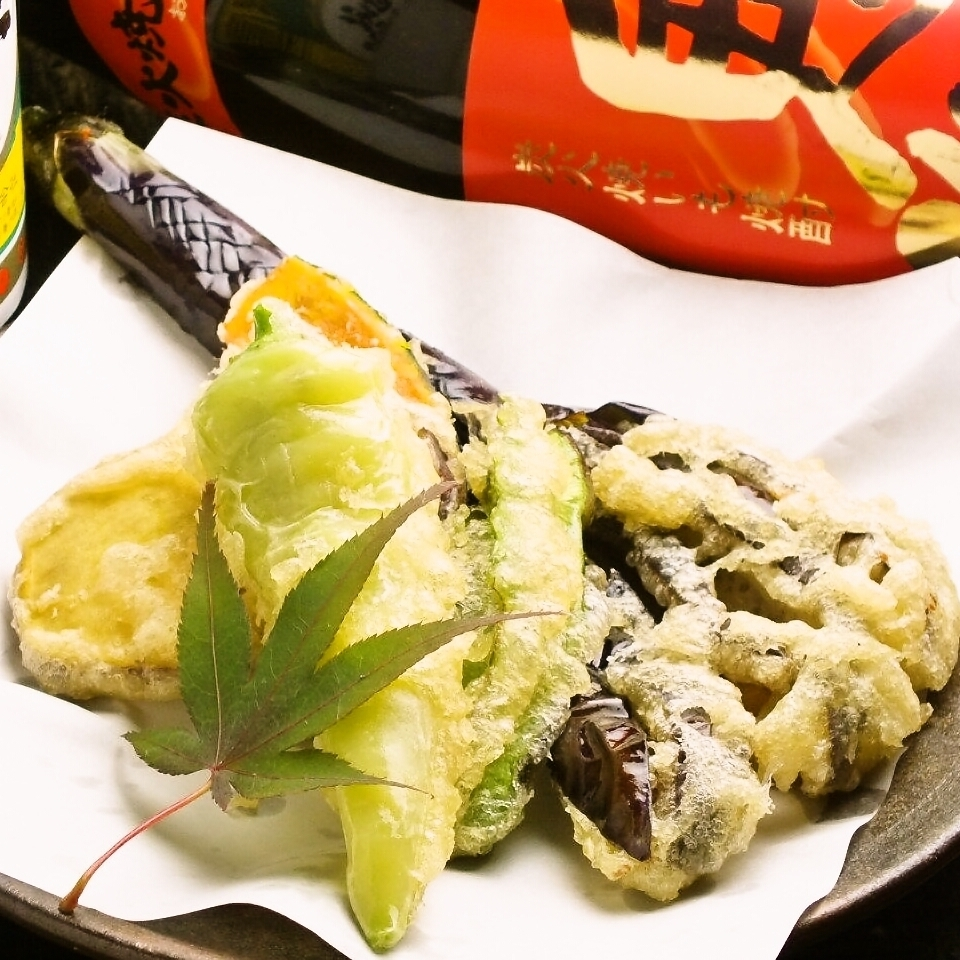 Today's tempura