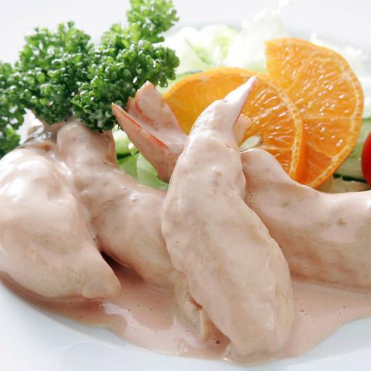 Shrimp Mayo (fritters)