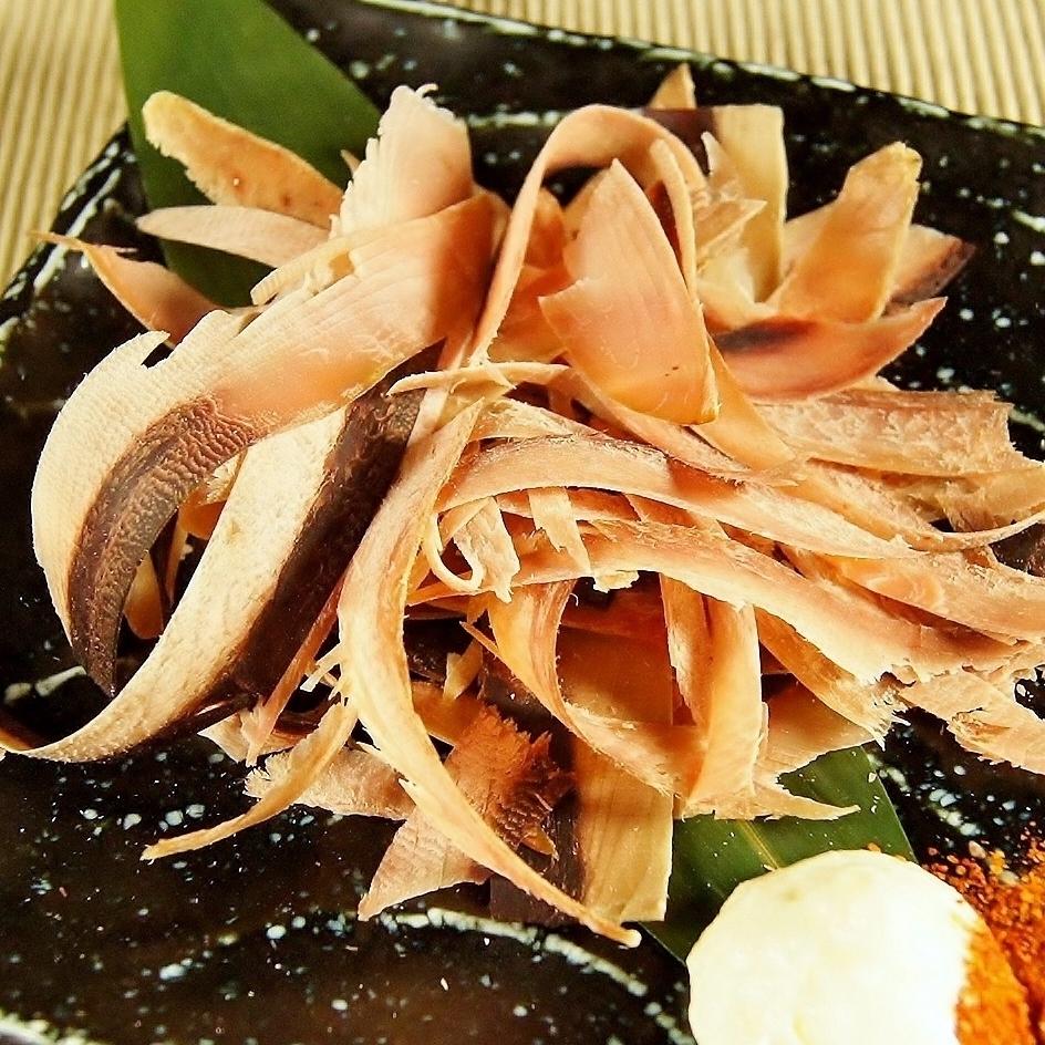 半生柴鱼片