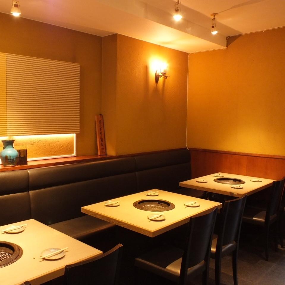 ■テーブル席■フレキシブルに変更可能なテーブルもあります!仲間、ご家族の方とワイワイ楽しく過ごせます♪【女子会・歓迎会・送別会・誕生会・飲み会・オフ会・会社宴会・同窓会・食べ放題・飲み放題・家族・デート・お一人様・貸切】