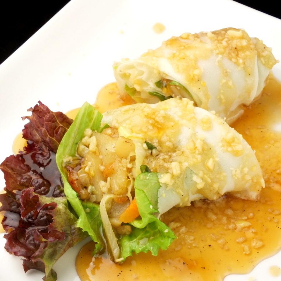 Shrimp'm酱软春卷