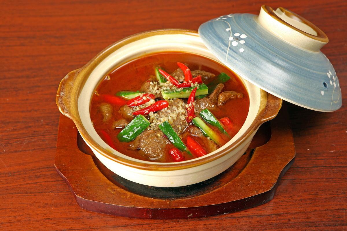 川式牛肉火鍋