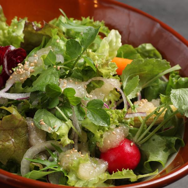 葉野菜サラダ