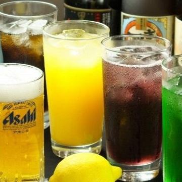 [公司3小时啤酒宴会♪草案]御好烧,monjayaki所有45种全友可以吃,你可以喝3000日元之间(含税)