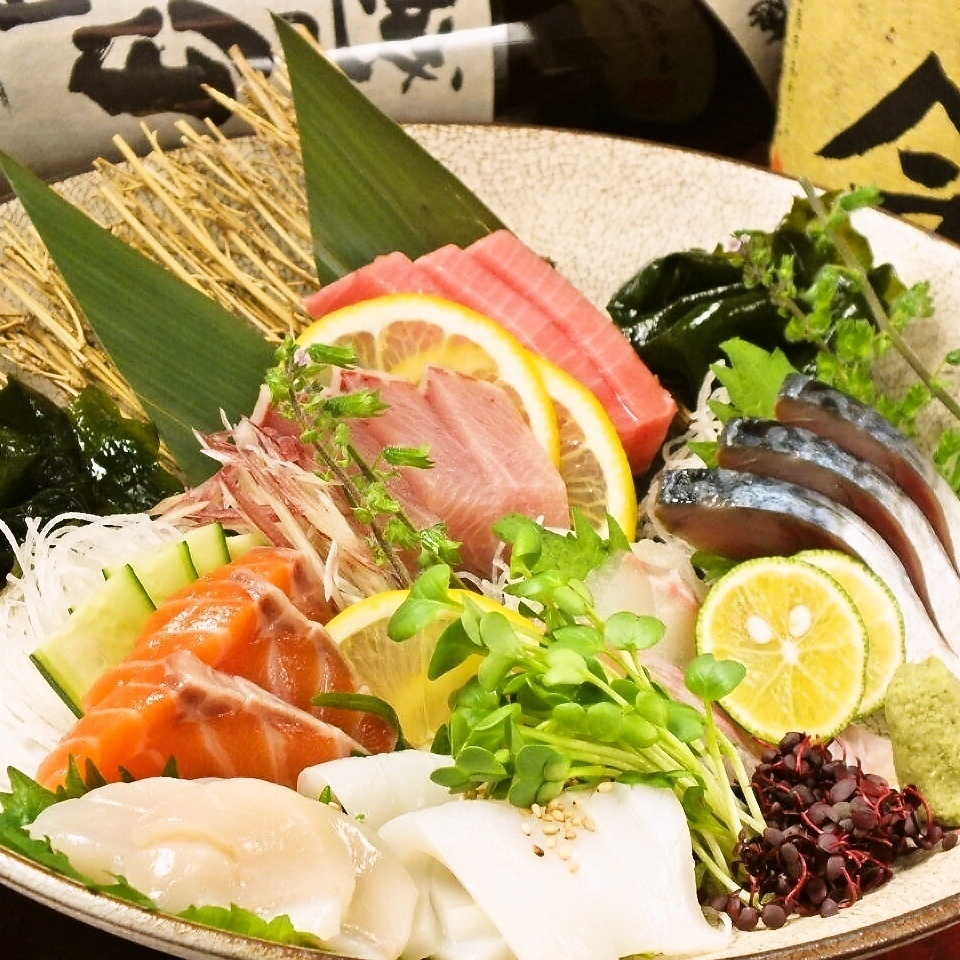 """◆ """"Easy"""" course All 6 items 2.5 hours with unlimited drinks 3500 yen ◆"""