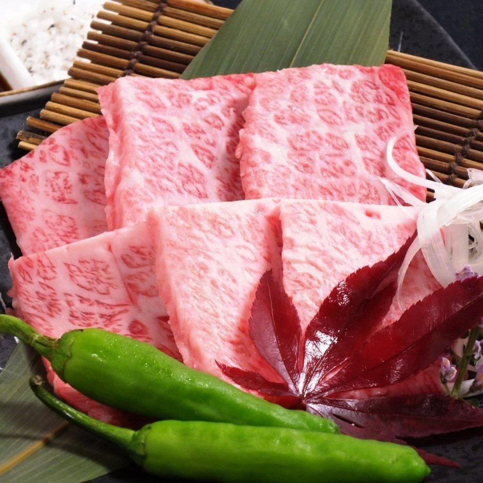 日本牛肉里脊特色