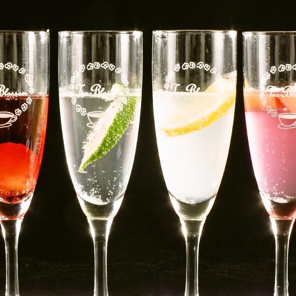 【単品特典】単品料理利用で2時間飲み放題1500→1200円