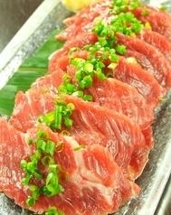 原产地熊本直送的生马肉片【顶级生马肉片】