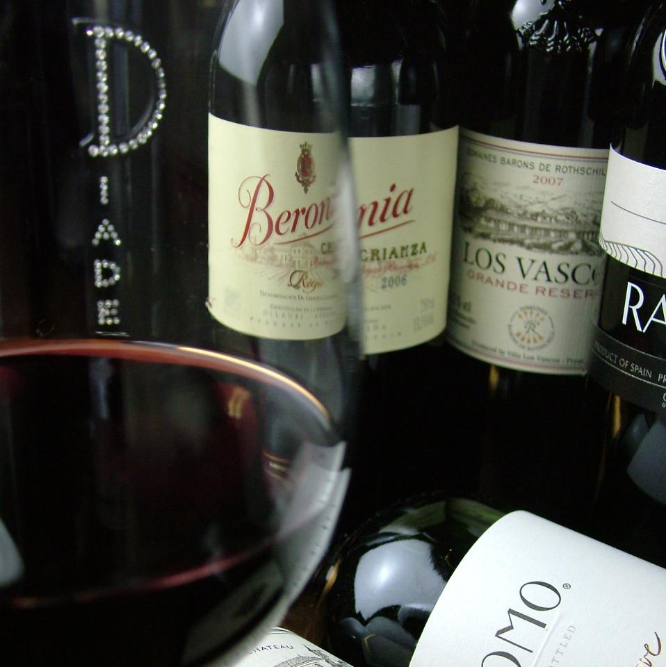 【ALEGRIAオススメワインが充実☆】お料理に合わせてお好みでお選び頂けます♪♪