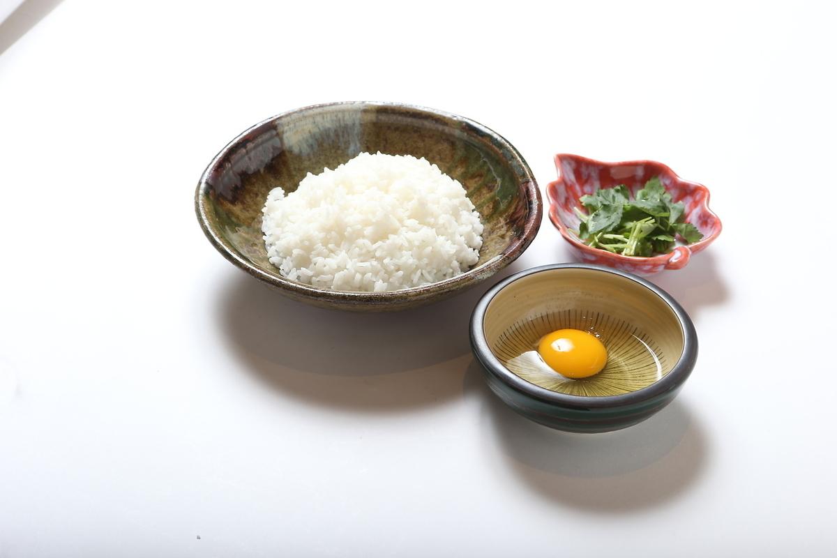 雑炊(お漬物付き)