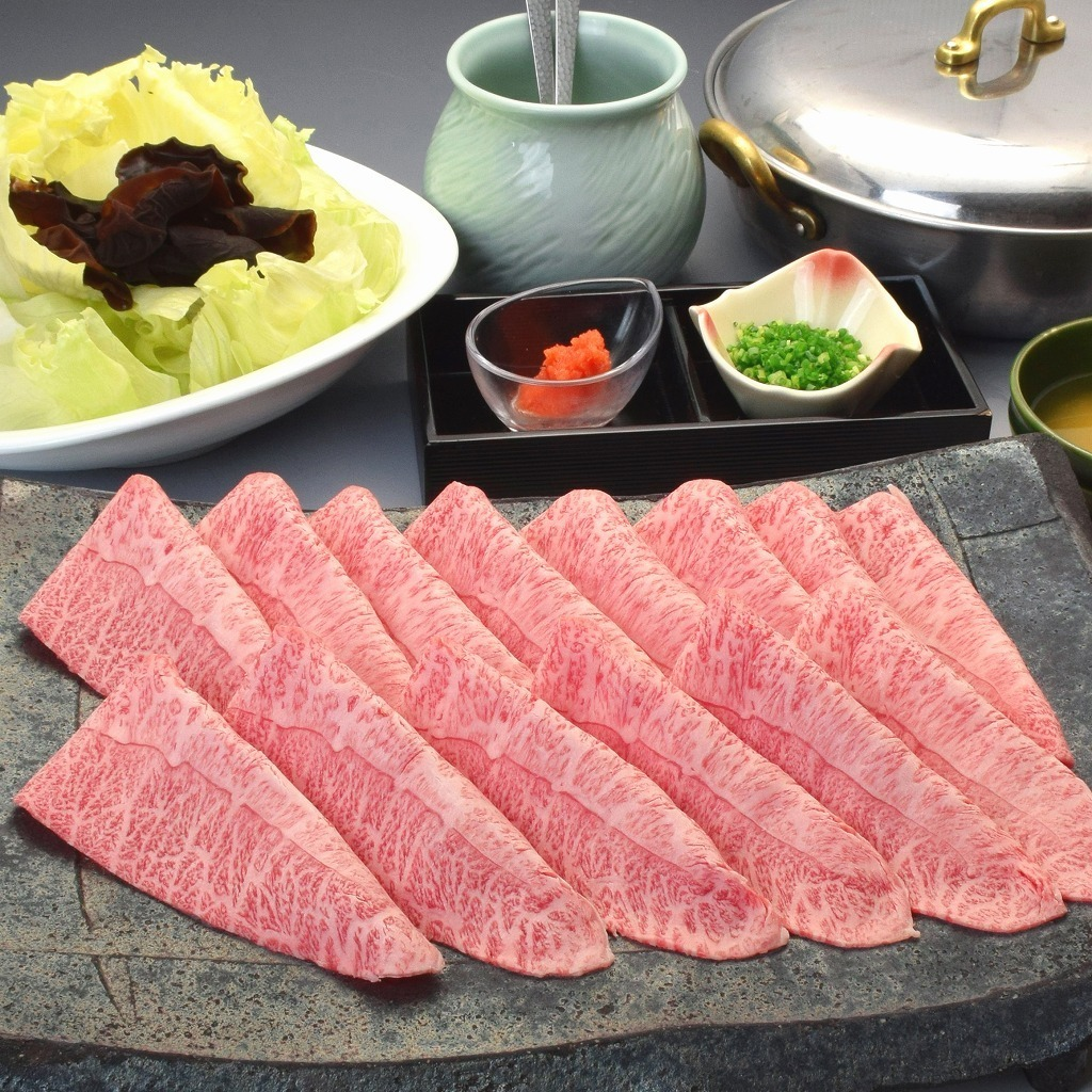 [最优质的日本牛肉涮锅]