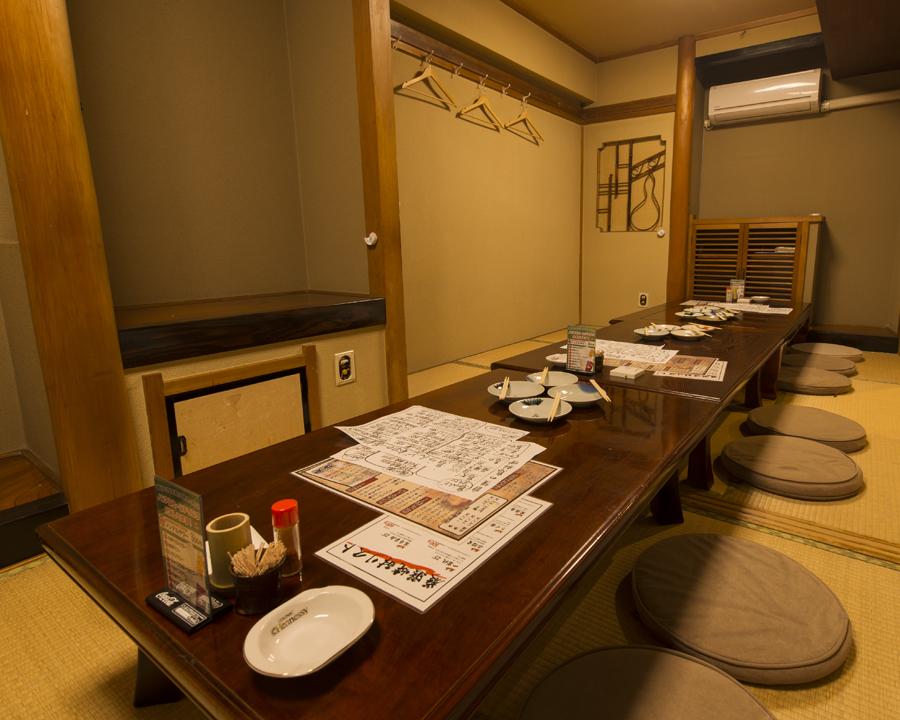 水戸駅北口より徒歩5分!完全個室で宴会OK!!