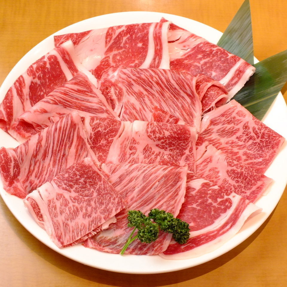【2h all you can eat】 Super fine A4 Kuroge Wagyu Beef MIX All you can eat and buffet All you can eat ◆ All you can drink course 5980 yen