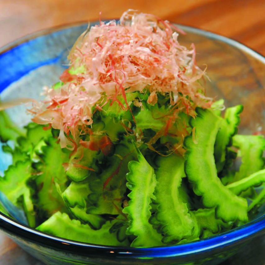 生鱼片刺身/ Mimiga的苦瓜