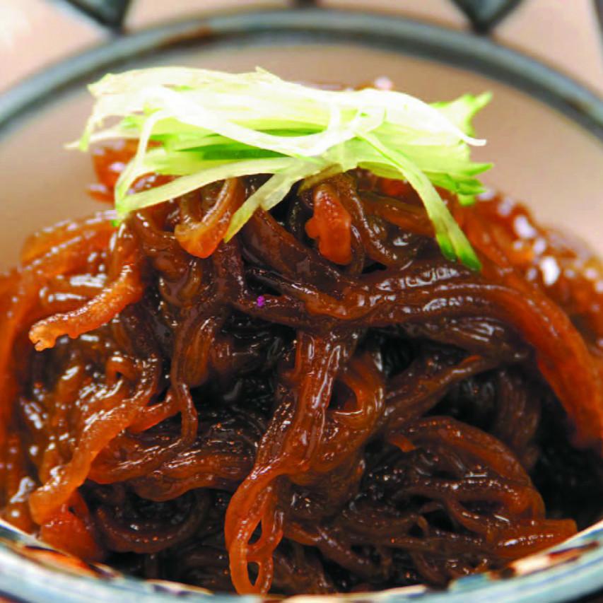 Sunui(海蕴)/ Jimami豆腐
