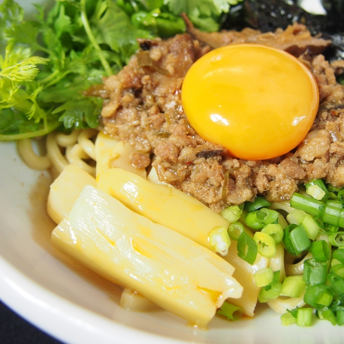 [Streets in the popular ♪] Taiwan Mazesoba 840 yen (excluding tax)