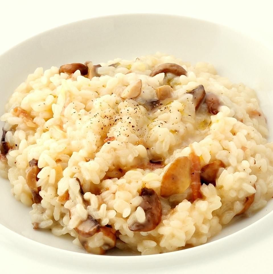牛窗生產蘑菇燴飯