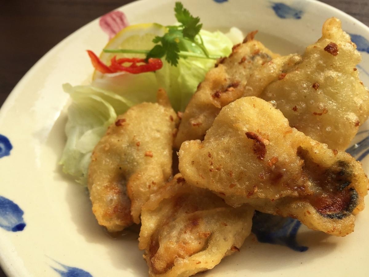 牡蛎炒料角落玛姆黄油