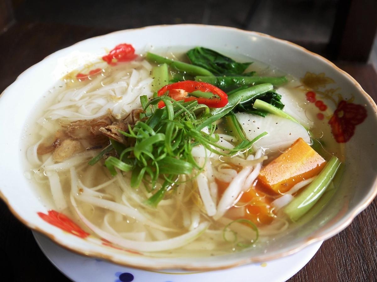 Forau(蔬菜四)