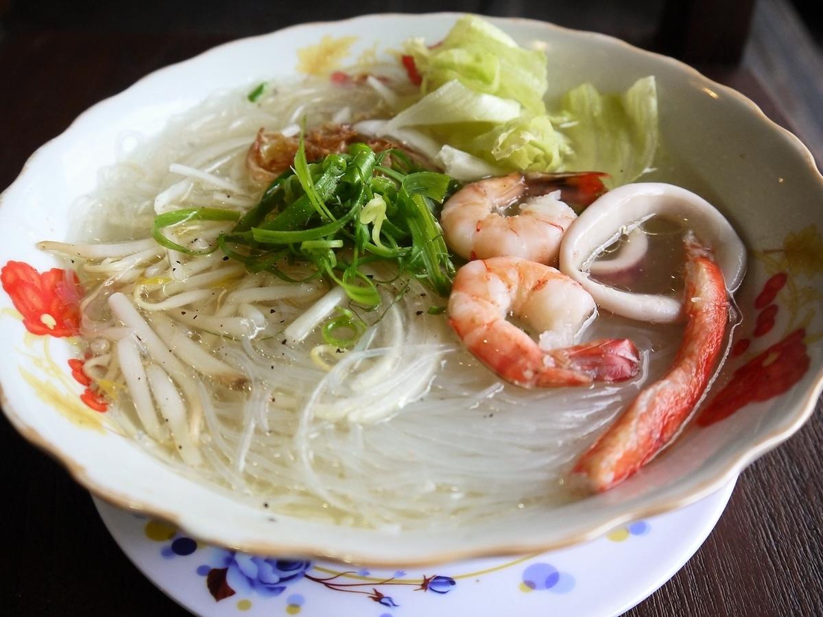 Mienhaisan(海鲜汤粉条)
